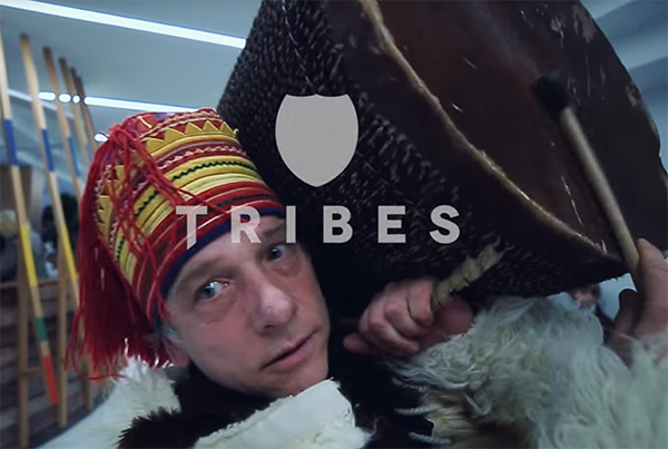 Opening Tribes Brussels